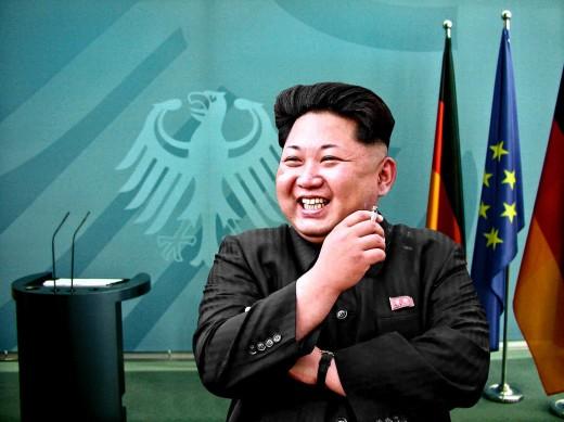 Kim Jong-un: In Trump's sights