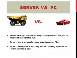 Servers Vs. Desktops: Why Small Business Need to Upgrade