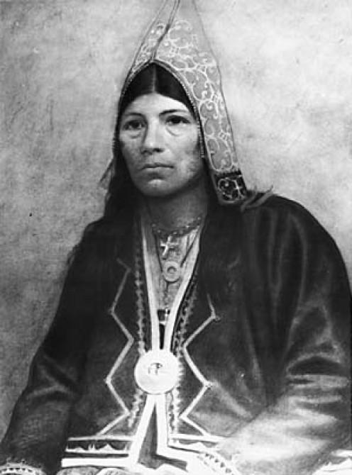 Maliseet Woman