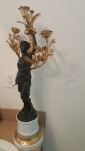 I would love to know the value of this statue, or even an idea of the name of this piece.