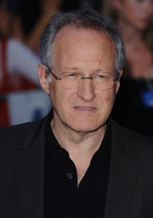 Movie Director Michael Mann