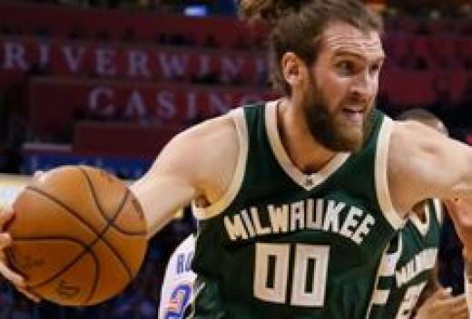 Spencer Hawes, C, Milwaukee Bucks