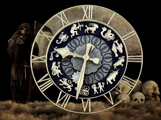 Karma-travel through time via our consciousness