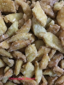 How to make Sweet Shakarpare : The Indian Sweet/ Snack for Weddings and Festivals !