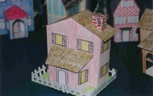 Iowa Cozy House