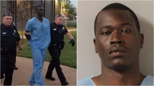 Police arrest Emmauel Samson for shooting; killing one, injuring six at Antioch, TN., Burnette Church of Christ.