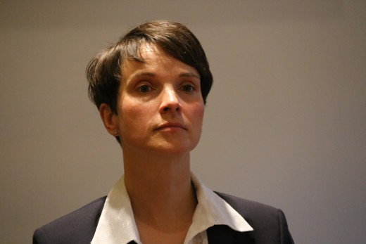 Frauka Petry:  Departed the AFD
