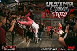Ultima Lucha Tres: Part 1 Preview