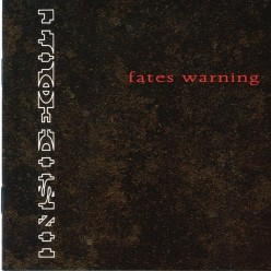 "Review of the Album ""Inside Out"" by American Progressive Metal Band Fates Warning"