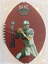 1998 Playoff Contenders Leather