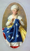 Betsy Ross - Standing Tall