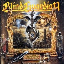 "Review of the Album ""Imaginations From the Other Side"" by German Power and Speed Metal Band Blind Guardian"