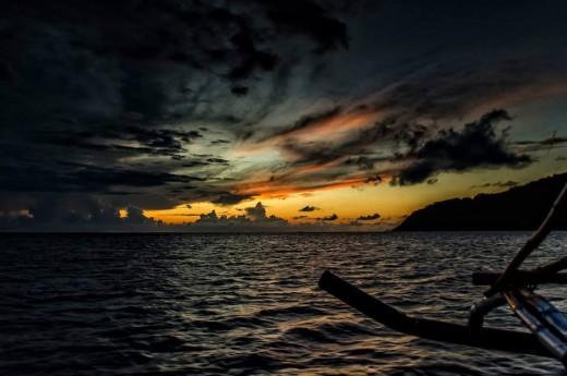 Siwangag Harbor Afterglow