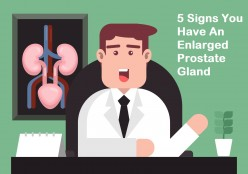 5 Signs Your Prostate Might Be Enlarged