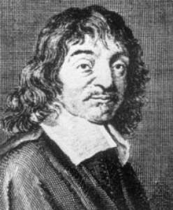 "Rene Descartes: ""I Think, Therefore I am"""