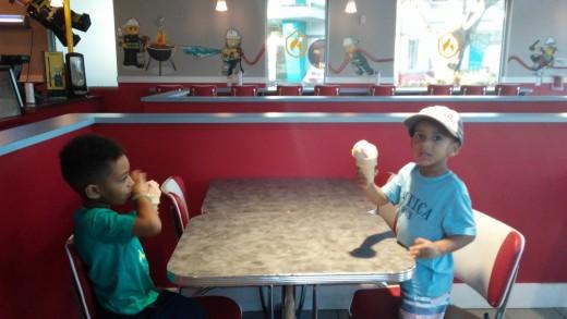 Firehouse Ice Cream