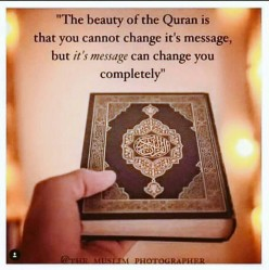 The Quran's Universal Message