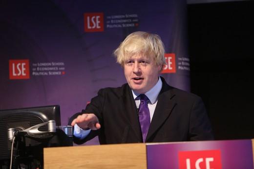 Boris Johnson:  The teflon Foreign Minister