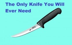 Forscher - One Knife That Does It All