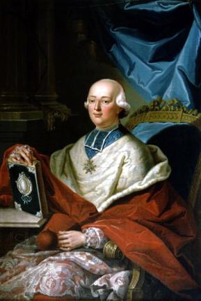 Cardinal Louis de Rohan