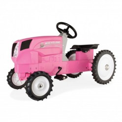 My New Pink Tractor