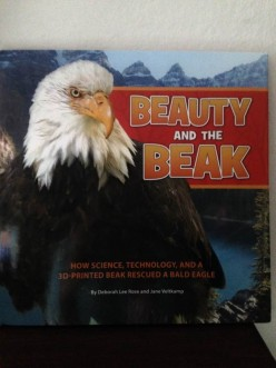 Bald Eagle, Science, Technology, and Compassion Combine in Gorgeous Picture Book to Learn Wildlife Conservation