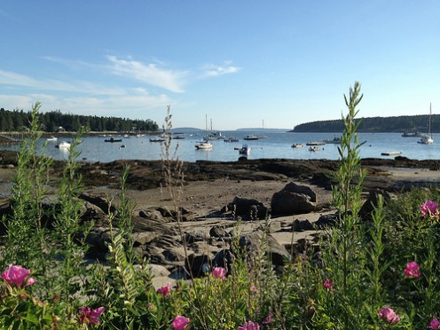 One of the Best New England Weekend Getaways: Port Clyde, Maine