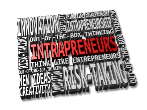 Intrapreneurs Think Like Entrepreneurs
