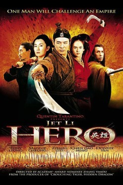 'Hero' (2002) Movie Review