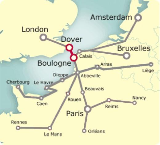 Dover Boulogne