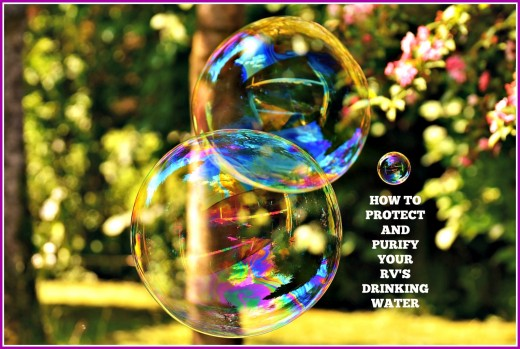 Directions that will help you to keep your RV's drinking water safe.