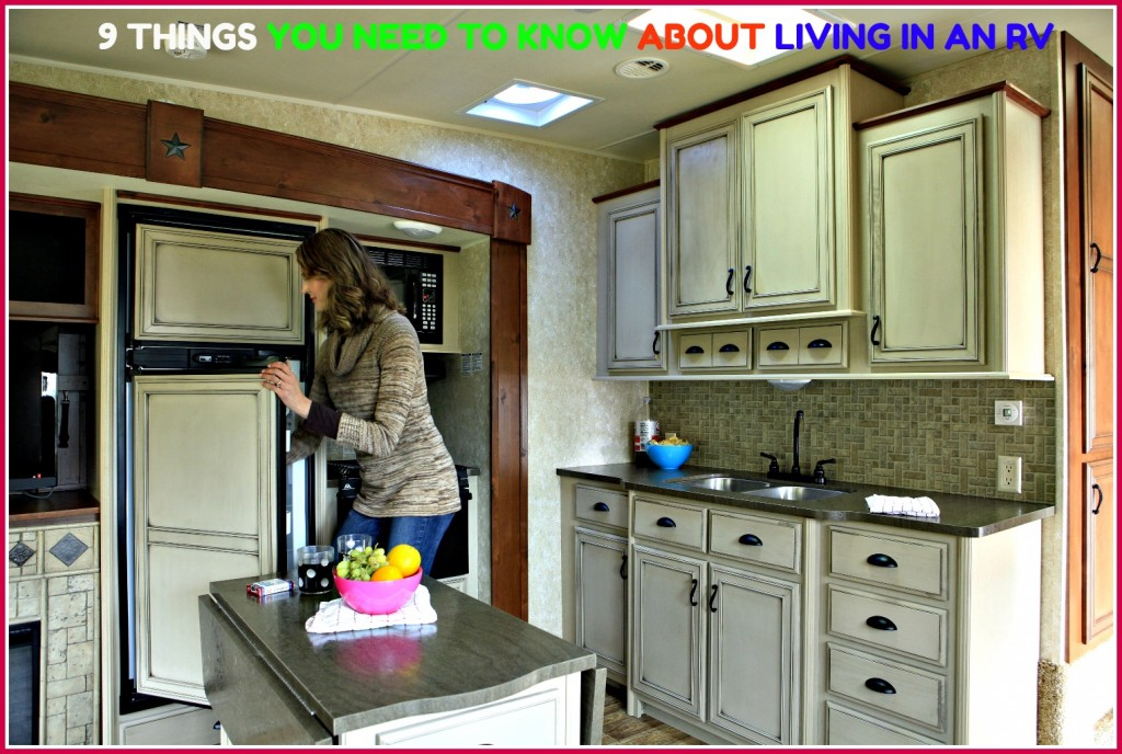 9 Things You Need To Know About Living In An Rv Axleaddict