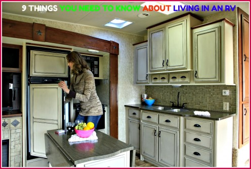9 Things You Need to Know About Living in an RV