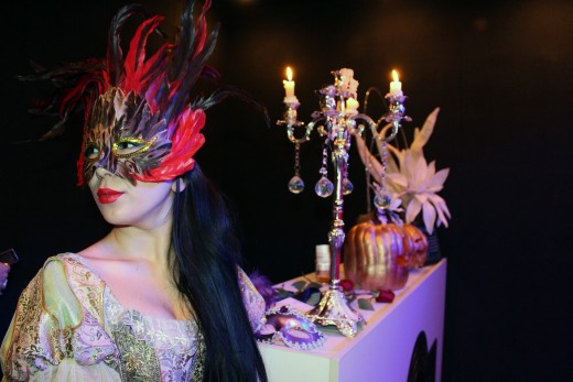 Tickets to masquerade balls, campy productions of The Rocky Horror Picture Show, and costume dance parties are the perfect gift ides for adults looking for a good time on Halloween.