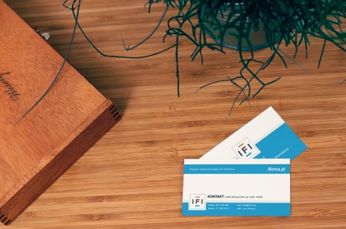 Author Marketing Tip - Use Business Cards
