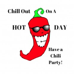 Chill out This Summer With a Chili Party