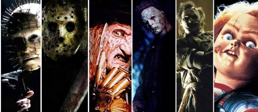 In need of a healthy dose of slasher villain reminders: Now, these are the reasons for buying horror slasher merchandise