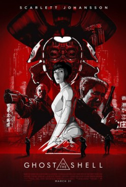 Ghost in the Shell Film