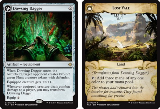 Dowsing Dagger/Lost Vale