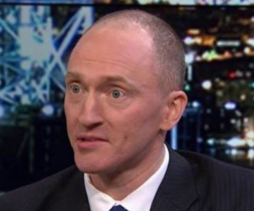 Former Trump Adviser Carter Page