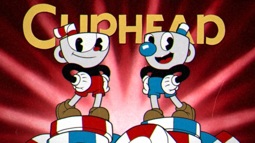 our two heroes Cuphead and Mugman