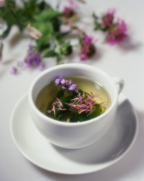Green tea has great qualities to help with acne