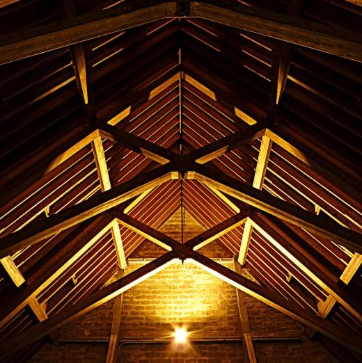A Home Bespoke Roof Truss