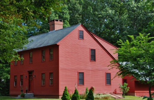 Saltbox Style Home Similar to Ours