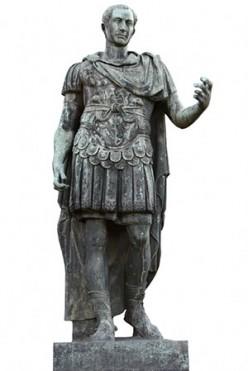Julius Caesar Raids Ancient Britain.
