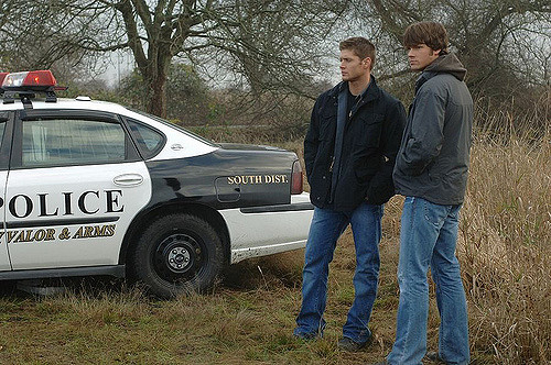 Sam and Dean Winchesters