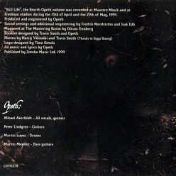 "Review of the Album ""Still Life"" 1999 the 4th studio album by the band Opeth"