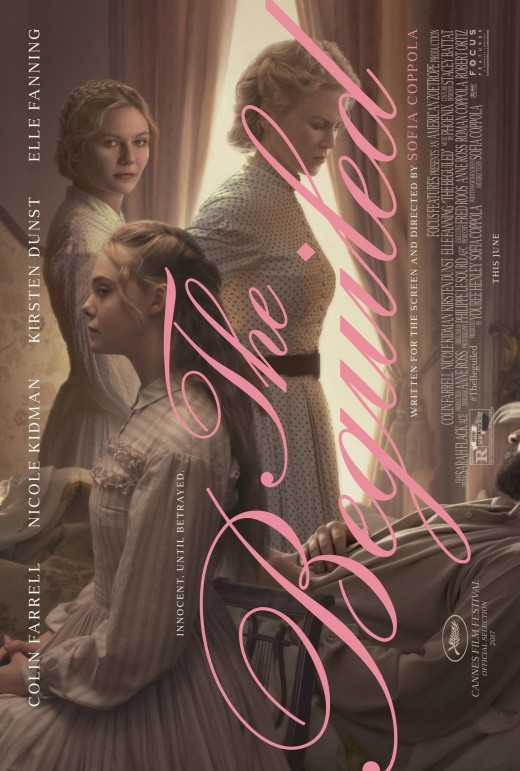 The Beguiled theatrical poster