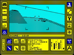Carrier Command was great, even on the Speccy