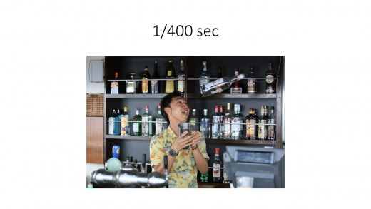1/400th of a second